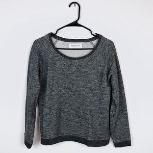 Everlane Heather Gray Sweatshirt A11